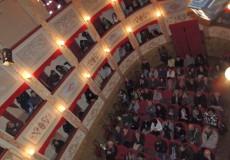 Cyrano de Bergerac al teatro Tiberini