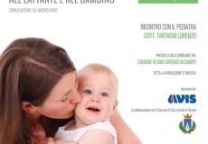 """Incontro """"Elementi di pronto soccorso pediatrico e manovre di disostruzione nel lattante e nel bambino"""""""
