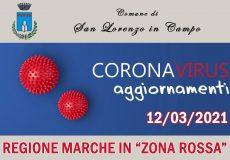 Coronavirus, la Regione Marche in zona Rossa per ulteriori 2 settimane. Nuove disposizioni per il periodo pasquale