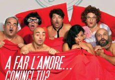 """A teatro il San Costanzo Show con """"A far l'amore cominci tu?"""""""