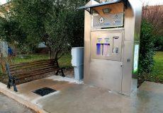 Attivazione Casetta dell'acqua zona Hotel Giardino