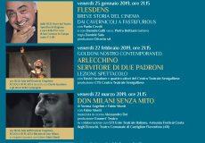Teatri d'Autore. la stagione di prosa al 'Mario Tiberini'