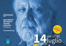 Animavì, a teatro incontro con il fumettista e regista Sergio Staino. Opere esposte fino al 30 luglio