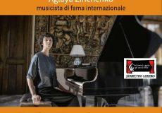 L'Italia nella musica romantica: concerto della pianistra russa Aglaya Zinchenko