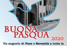 Buona Pasqua: un augurio di Pace e Serenità a tutta la comunità laurentina dal Sindaco Davide Dellonti e dall'Amministrazione comunale