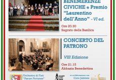 San Lorenzo in Campo, per il Patrono la consegna delle Benemerenze e il Concerto