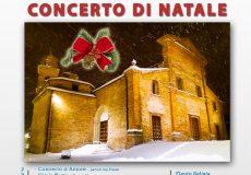 Concerto di Natale del gruppo musicale 'Mario Tiberini'