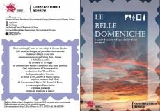 Le Belle Domeniche al teatro Tiberini
