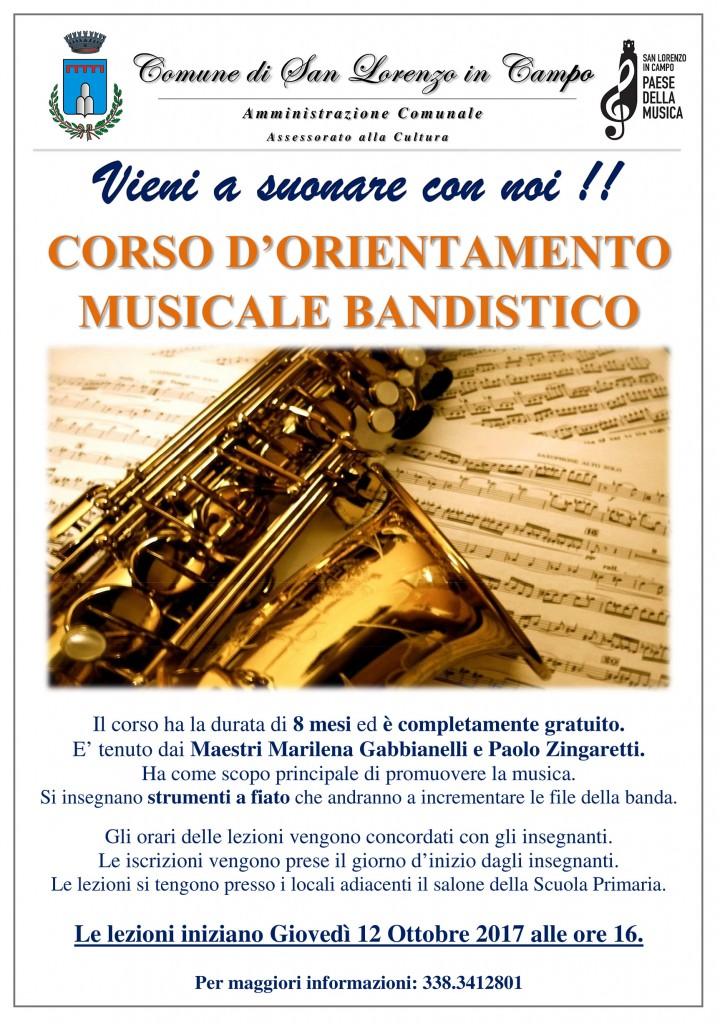 Microsoft Word - COM Corso Orientamento Musicale di tipo bandist