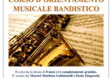 'Vieni a suonare con noi!', riparte il Corso d'orientamento musicale bandistico