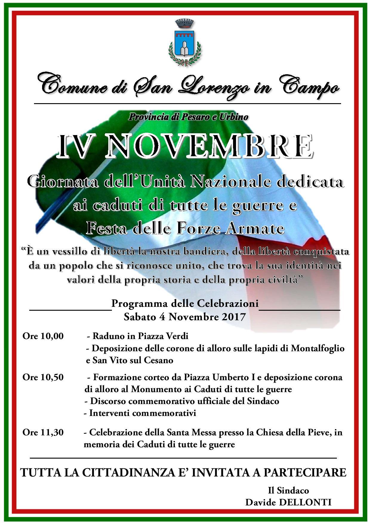 Celebrazione IV Novembre 2017_04NOV17_Locandina-page-001