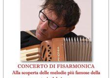CINEMA FANTASY – Concerto di fisarmonica del M° Giacomo Rotatori