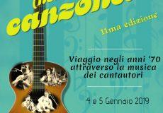 (Non) sono solo canzonette: viaggio negli anni '70 attraverso la musica dei cantautori con i gruppi laurentini