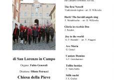 In…Canto di Natale, concerto del Coro Jubilate