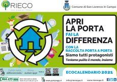 Eco-Calendario 2021 Raccolta Differenziata dei Rifiuti