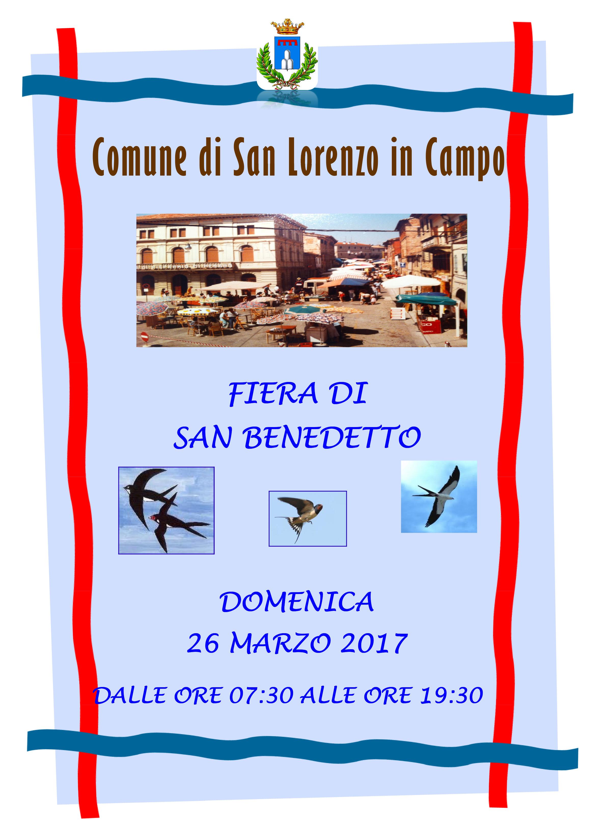 Fiera di San Benedetto 2017_26MAR17_Manifesto.pub