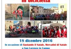 Gustando il Natale… in bicicletta