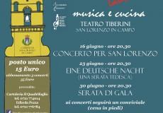 San Lorenzo in Campo: a giugno nel Paese della Musica festival, rassegne e concerti