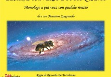 """A teatro lo spettacolo """"Le api, l'universo e tutto quanto"""""""