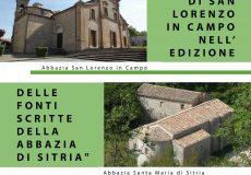 Incontro 'Le origini di San Lorenzo in Campo nell'edizione delle fonti scritte dell'abbazia di Sitria'