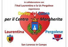 Derby del Cuore per il Centro Margherita