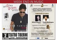 Week end in Music con dr.gam e il Premio lirico internazionale Mario Tiberini