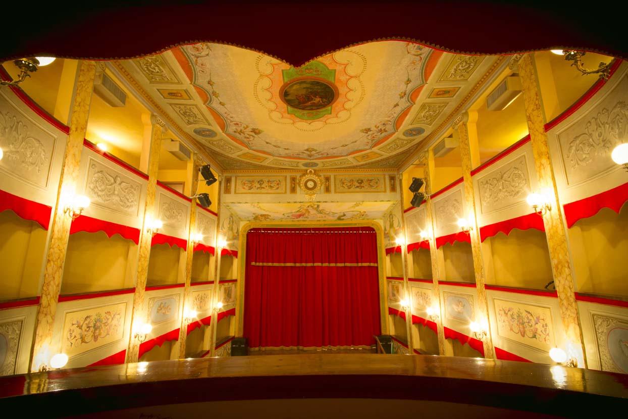San Lorenzo in Campo - Teatro Mario Tiberini