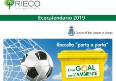 Eco-Calendario 2019 Raccolta Differenziata dei Rifiuti