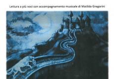 La strada del lupo Cer(r)ino: a teatro lettura a più voci con musica