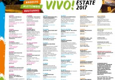 San Lorenzo Vivo: eventi estate 2017