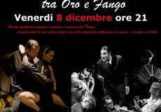 Tango, tra Oro e Fango: concerto spettacolo con musica, canto e ballo