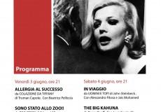 Due serate di Acting al teatro Tiberini