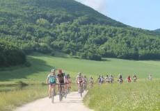 Cicloturismo, a San Lorenzo in Campo le telecamere di Bike Channel