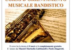 San Lorenzo in Campo, nel Paese della Musica il corso d'orientamento musicale bandistico
