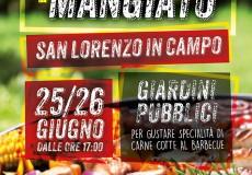 """San Lorenzo in Campo, con """"Grigliato e Mangiato"""" e il Memorial """"Gioia Banci"""" si apre il ricco calendario di eventi estivi"""