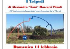 """190esimo anniversario della nascita del tenore Mario Tiberini: s'inaugura l'opera di Alessandro """"Nani"""" Marcucci Pinoli"""