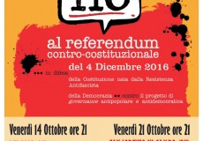 """Incontro """"Tutte le ragioni del NO al referendum contro-costituzionale"""""""