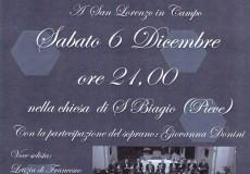 Concerto del decennale del Coro Jubilate