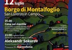 A Montalfoglio s'inaugura Animavì, Festival Internazionale del Cinema d'animazione poetico