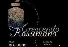 """A teatro """"Crescendo Rossiniano"""""""