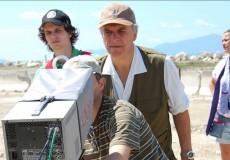 Il regista Marco Risi a San Lorenzo in Campo per la proiezione del film Tre Tocchi