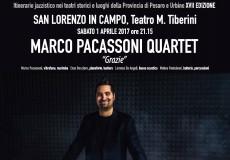 Jazz 'in Provincia: concerto Marco Pacassoni quartet
