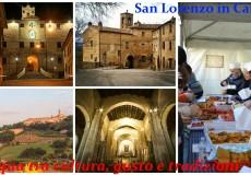 San Lorenzo in Campo, a Pasqua e Pasquetta tour tra cultura, tradizioni ed enogastronomia