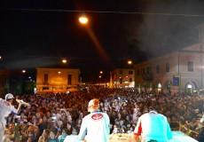 Pizza in Piazza, oltre 5mila persone a San Lorenzo in Campo. Strutture ricettive piene