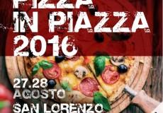 Pizza in Piazza 2016