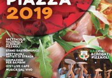 Pizza in Piazza: a San Lorenzo in Campo la Nazionale Acrobati Pizzaioli, artisti di strada, concerti