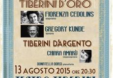 """Premio Lirico Internazionale """"Mario Tiberini"""""""