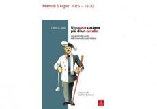 """Presentazione libro di Carlo Giuseppe Valli """"Un cuoco costava più di un cavallo"""""""