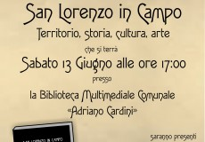 """Presentazione del libro """"San Lorenzo in Campo"""""""