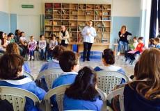 """Puliamo il Mondo, il sindaco Dellonti: """"I bambini diventino i volontari ecologici del futuro"""""""